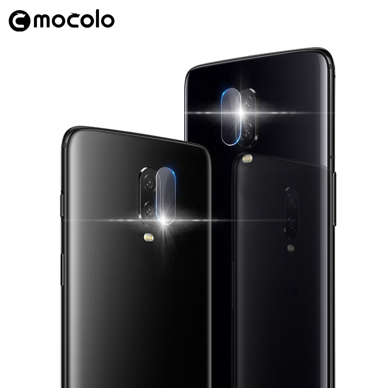 MOCOLO Back Camera Lens Transparent Clear Tempered Glass OnePlus 6T Six screen Protector Protective Film one plus 6T oneplus6T