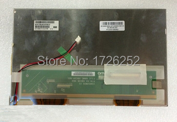 NoEnName_Null AUO 8.0 inch TFT LCD Screen C080VW05 V1 WVGA 800(RGB)*480-in Screens from Consumer Electronics    1