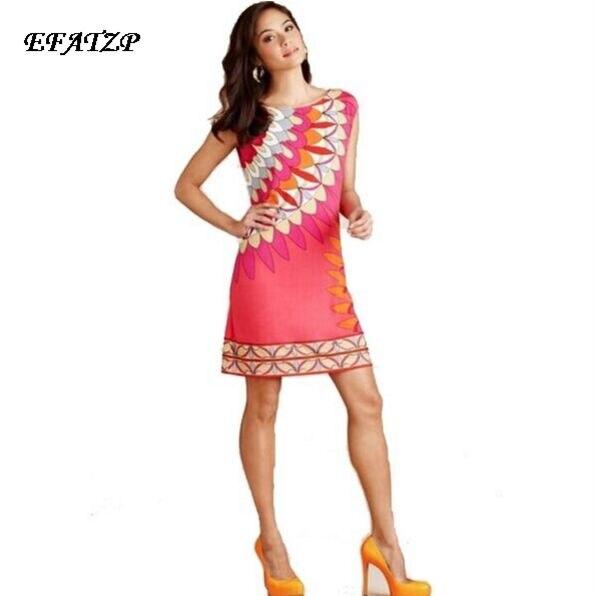 فاخر الماركات الايطالية المرأة مذهل الأحمر طباعة جيرسي الحرير اللباس الأنيق لطيف اللباس xxl-في فساتين من ملابس نسائية على  مجموعة 1