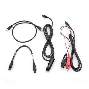 Image 1 - Same original Fujikura FSM 70S 50S 60S 40S 80S fiber fusion splicer battery adapter charging cable DCC 14 dcc 08 DCC 18 dcc 10