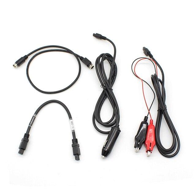 Same original Fujikura FSM 70S 50S 60S 40S 80S fiber fusion splicer battery adapter charging cable DCC 14 dcc 08 DCC 18 dcc 10