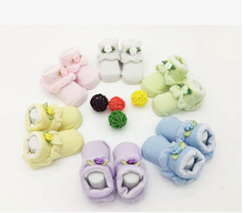 1 Pair Baby Socks Infant Baby Girls Soft Cotton Socks With Lace Flower Baby Princess Socks For Birthday Party Gifts