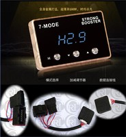 Auto accessories 7mode Electronic Drive Throttle controller for nissan patrol y62,Car strong booster improve speed performance