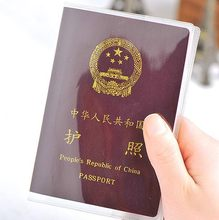 Passport Cover on the Adventure Women Travel Document Card Holder Credit Purses Female Girls Pasport Case(China)
