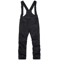 30 Children Snow Pants Outdoor Sports Hiking Riding Skiing Trousers Winter Windproof Waterproof Snowboarding Pants