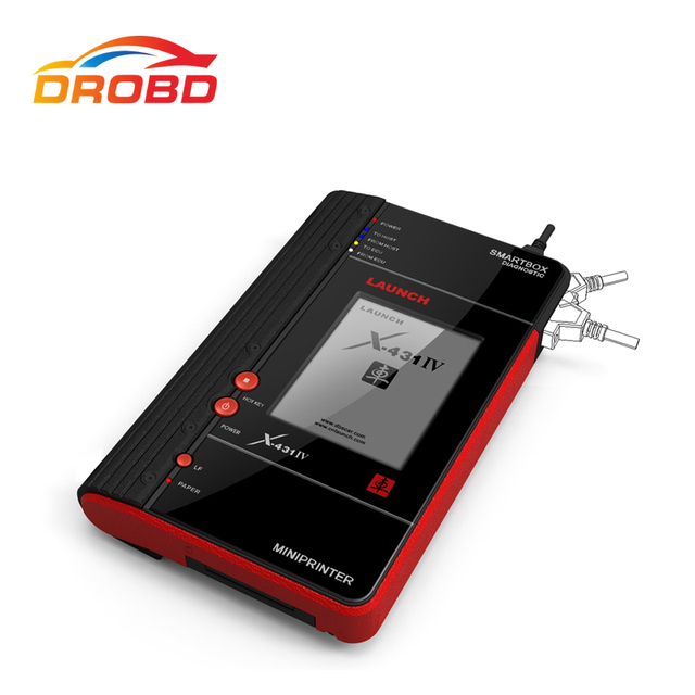 Special Offers Original LAUNCH Diagnostic Tool X431 IV X431 Master X-431 IV X-431 Master Diagnostic Scanner Diagnostic-Tool update online