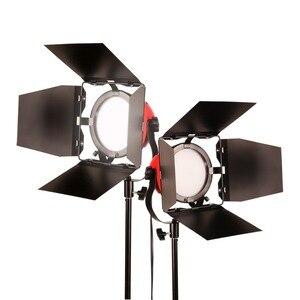 Image 1 - Gskaiwen CRI Cao 92 + Tặng Đèn LED Chụp Ảnh Đèn Camera Đèn Phòng Thu Chuyên Nghiệp Tripod Độ Sáng Điều Chỉnh Video Lấp Đầy Ánh Sáng Bộ