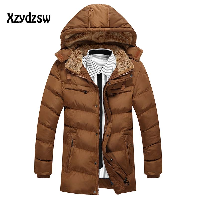 Winter Jacket Men Casual Duck Down Jacket New Arrival Snow Jackets Mens Long Thick Down Down Jackets And Coats Thick Warm OverCo