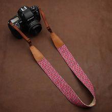 Ремни для камеры cam in 7119 из мягкого волокна изысканный ремешок