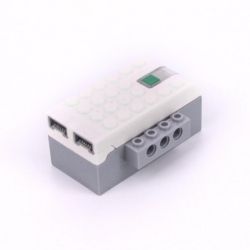 Wedo2.0 master Compatible avec lego wedo2.0 blocs de construction électroniques assemblés moteur batterie boîte moteur ligne 9686 robot ev3
