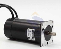 0.7N.m 24V 210W 3000rpm 57 Brushless DC holzer motor big torque high speed low noise low voltage length 115mm BLDC