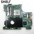 SHELI CN-0CG4C1 0CG4C1 CG4C1 для Dell N4010 материнская плата с HD5470 DAUM8AMB8D0