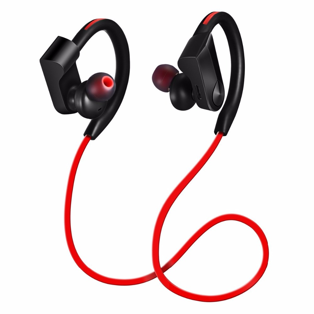 bluetooth earphone sport wireless headphones headset ipx4. Black Bedroom Furniture Sets. Home Design Ideas