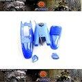 Cobertura Para motos Kit, shell, peças plásticas 5psc para yamaha pw50 py50 mini bicicleta da sujeira