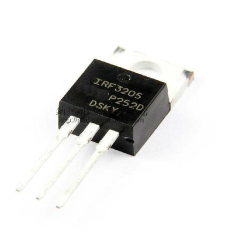 10PCS IRF3205 3205 N-CHANNEL 55V 110A MOSFET