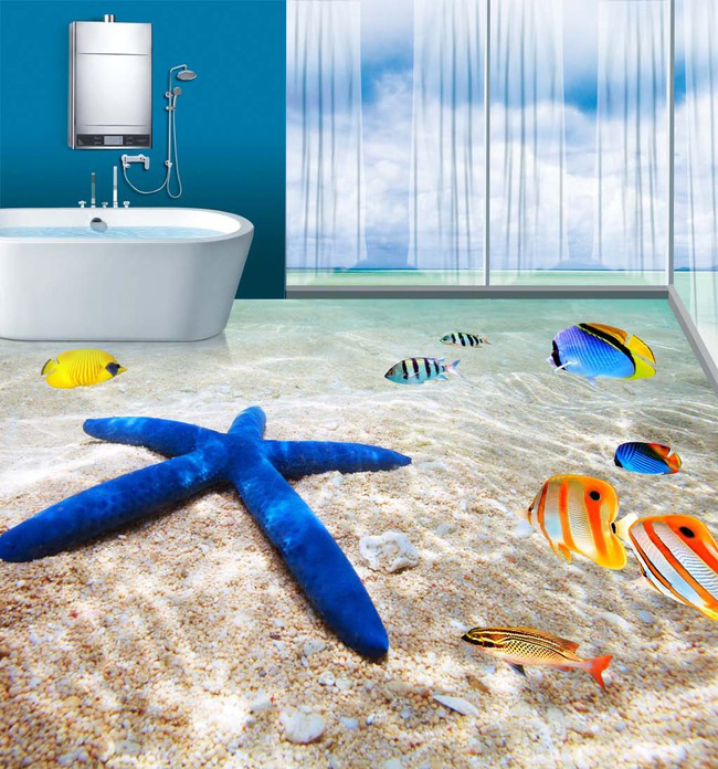 Online get cheap beach wallpaper murals for Cheap wallpaper