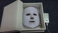Nâng cấp Vàng Photon LED Facial Mask Trẻ Hóa Da Chống Lão Hóa Beauty Therapy 3 Màu Sắc Ánh Sáng đối với Trang Chủ Sử Dụng Vẻ Đẹp c