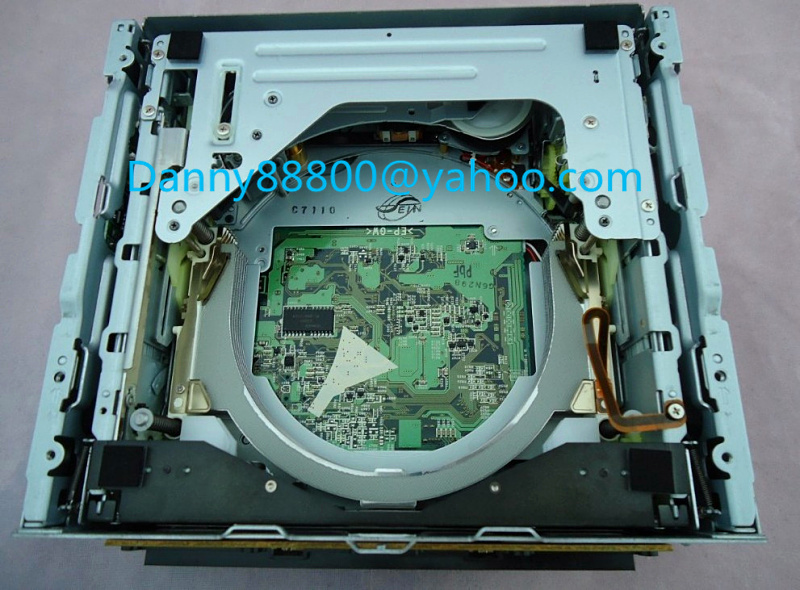 Sonii 6 Disc Cd Changer Mechanism Cdx-5f661rva Cdx-5f-160 Tuner For F-o-r-d F-o-c-u-s Mondio Car Radio G&m Parts 2pcs/lot