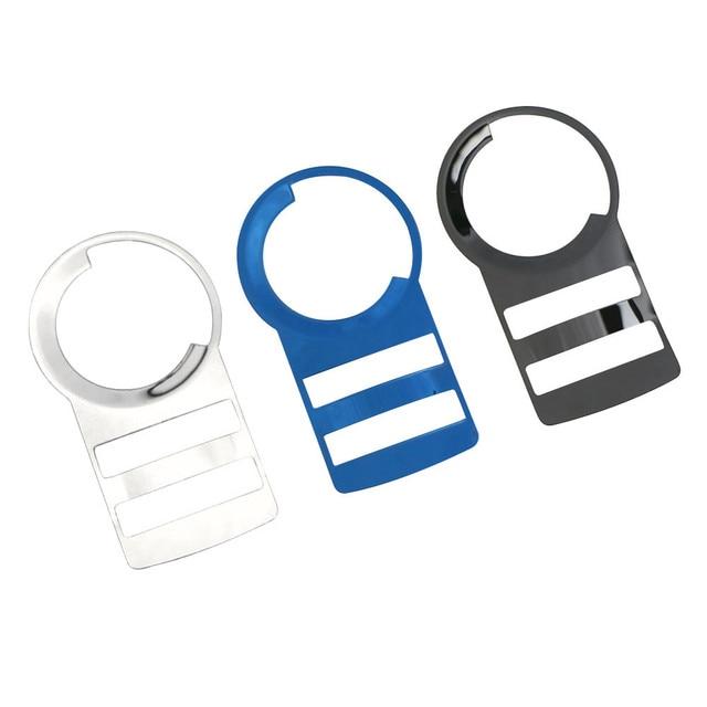 Jameo Auto Fit for Chevrolet Malibu Cruze Trax for Opel Mokka ASTRA J Insignia Car Headlight Switch Decoration Sticker Trim
