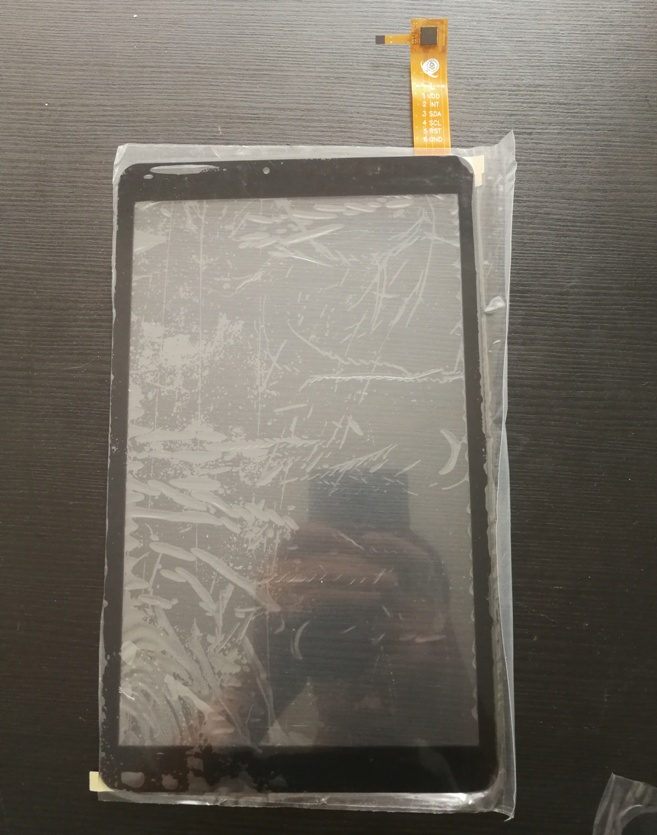 New For 10.1 Irbis TZ192 3G TZ 192 Tablet touch screen panel Digitizer Glass Sensor replacement Free Shipping