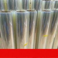 100ft 2mil защитная/защитная оконная пленка прозрачная защитная пленка для стекла винил для домашнего питомца оконная тонировка 1 м х 30 м
