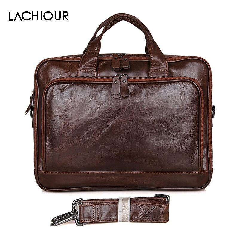 Large Size Genuine Leather Men Bag Fashion Cowhide Men's Business Laptop Messenger Bags Male Tote Shoulder Bag Leather Handbag кастрюля taller tr 1083