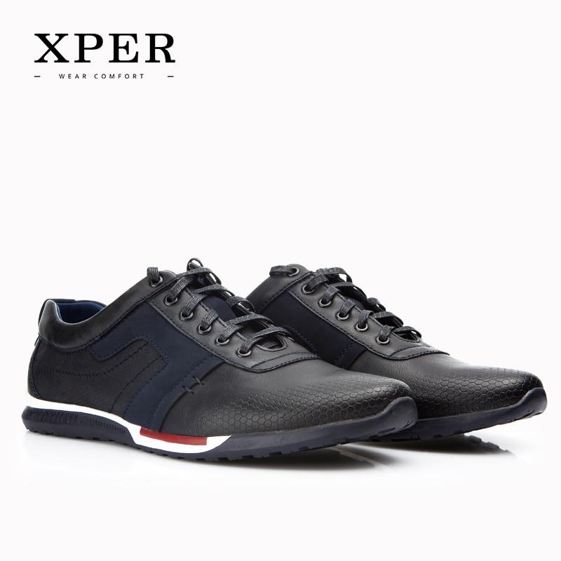 XPER 2017 Spring New font b Men b font Shoes Fashion font b Men b font