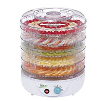 Best Quality Vegetable Herb Meat Drying Machine Snacks Food Dryer Fruit Dehydrator With 5 Trays