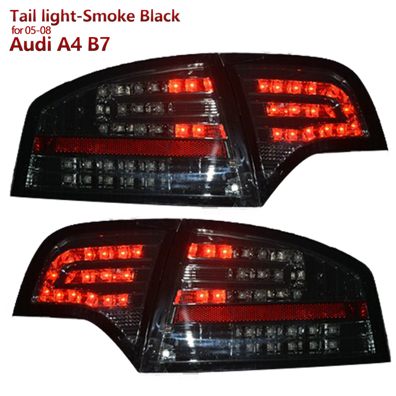 SONAR Brand High Quality LED Tail Lights Assembly For Audi