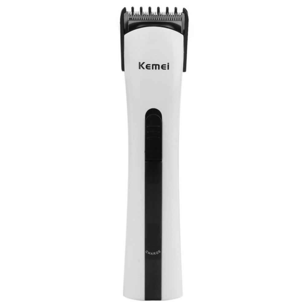 Professional Men Electric Shaver Razor Beard Hair Clipper Trimmer Grooming AC 220-240V Hair Trimmer With EU Charger kairui rechargeable dual blade shaver razor w trimmer ac 220v