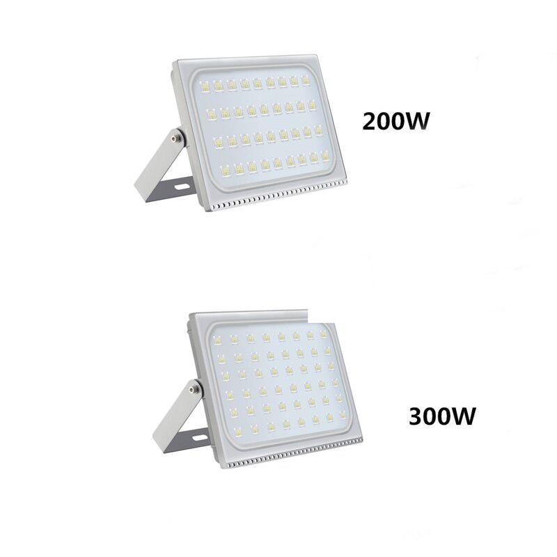 Litake Waterproof 200-240V 200W/300W/500W LED White Light for Outdoor LightingLitake Waterproof 200-240V 200W/300W/500W LED White Light for Outdoor Lighting