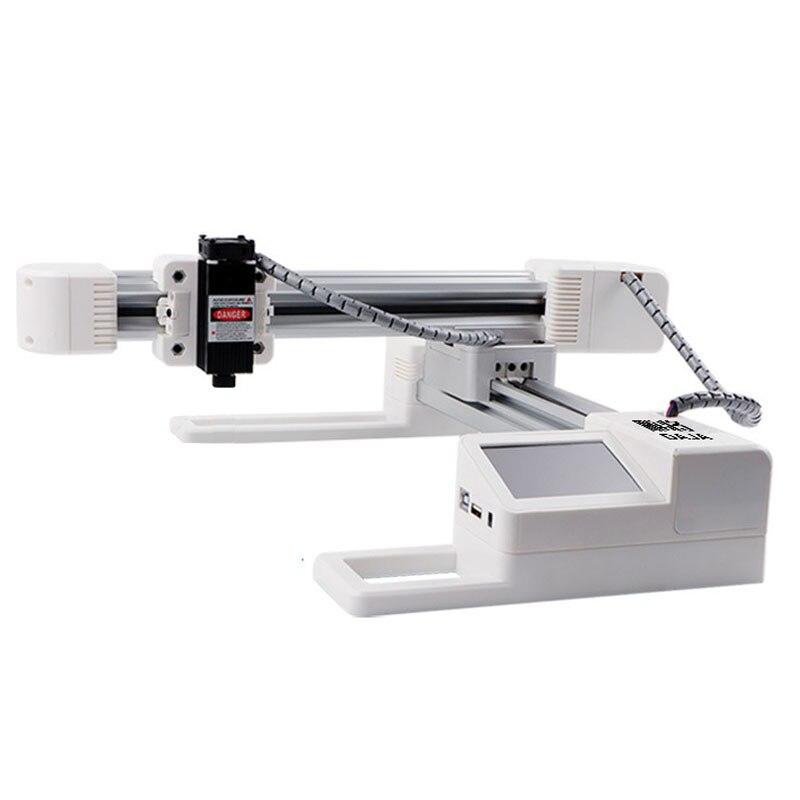 3000mw Professional DIY Desktop Mini Laser Engraver USB Offline Logo Mark Printer Big Power CNC Laser Engraving Carving Machine