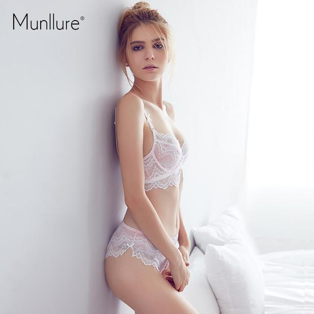 Fresh And Elegant Ultra-Thin Cotton Comfortable Soft Gauze Lace Underwear