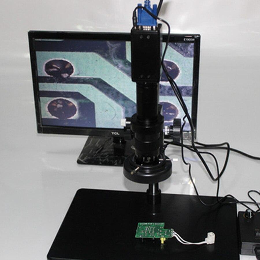 High pixel font b digital b font font b microscope b font VGA output can connect