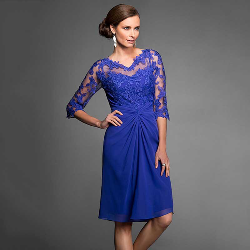 Online Buy Wholesale mother bride summer dress from China mother ...