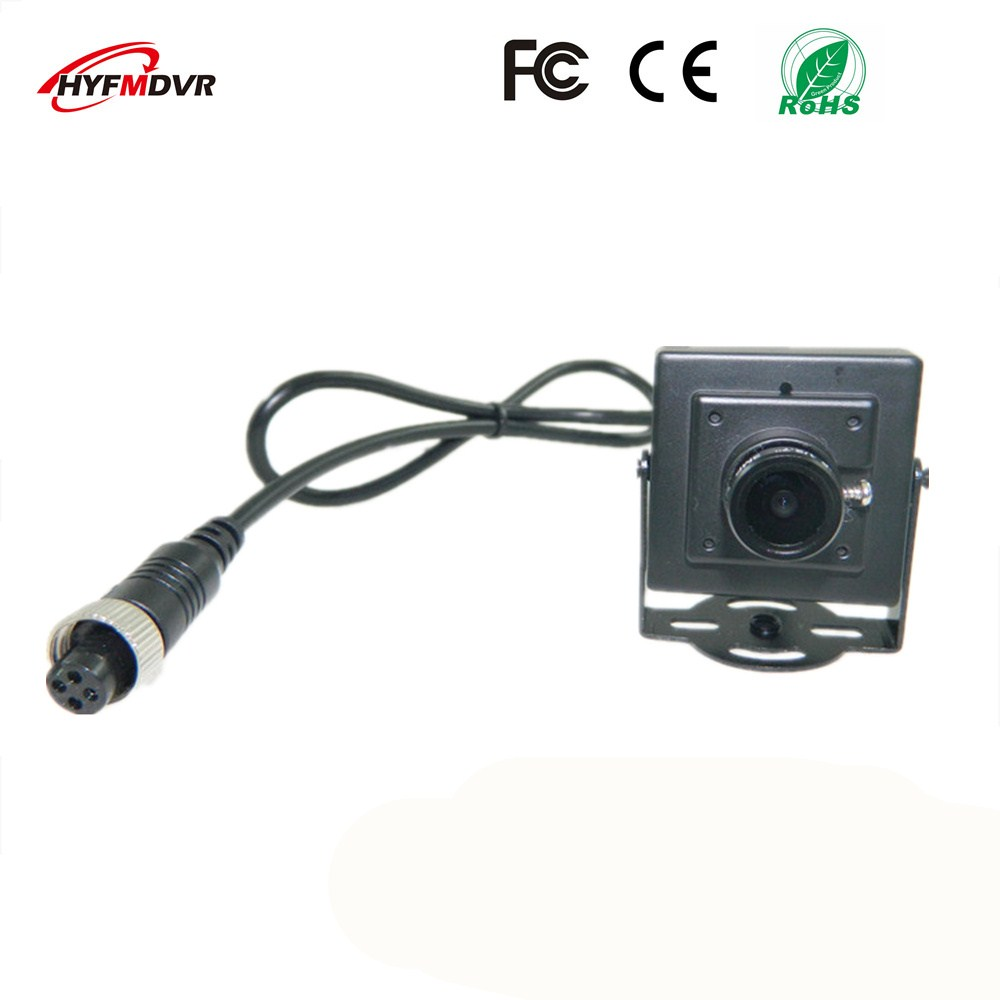 SONY 600TVL small probe 120 degree wide-angle AHD1080P/720P/960P bus monitoring camera can be customized