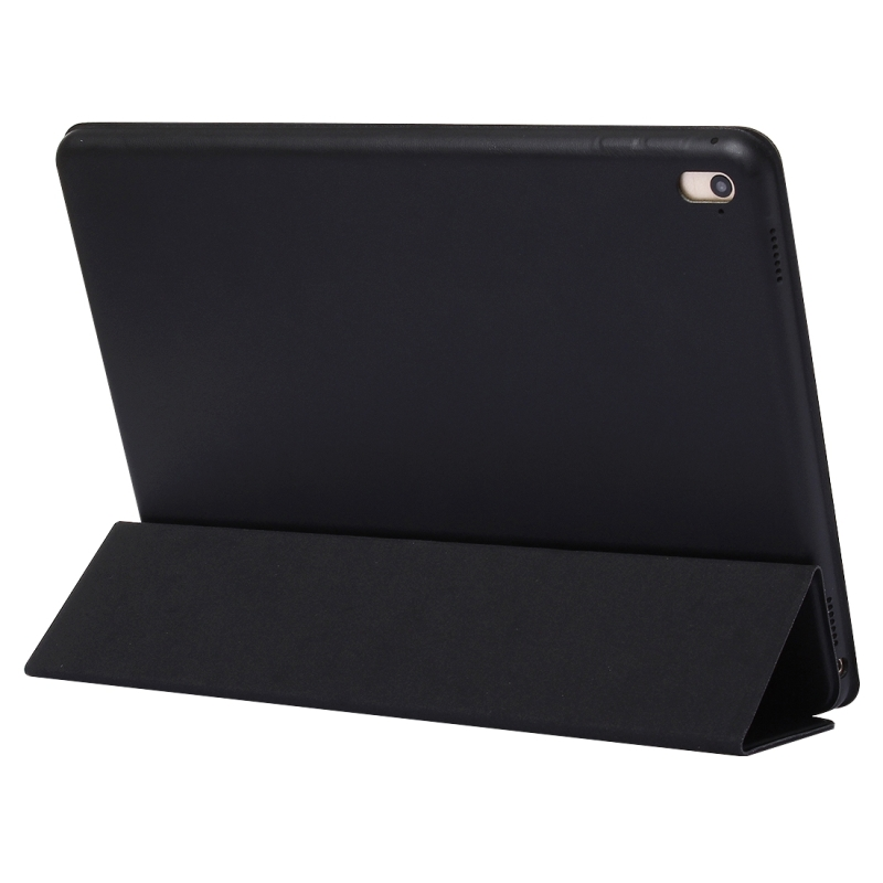 Haweel Tablet Case For iPad Pro 9 7 inch Horizontal Flip Solid Color Leather Case with Three folding Holder Wake up Sleep in Tablets e Books Case from Computer Office