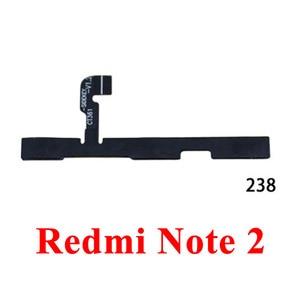 Image 5 - ปริมาณปุ่มสวิตช์เปิดปิดปุ่ม Flex Cable สำหรับ Xiaomi Redmi 3 วินาที 4A 5 Plus หมายเหตุ 2 5A 4 3 Pro Special Edition 4X Global