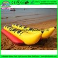 Продвижение Пользовательские Различных Стилей 8 Человек Двойной Дубе Надувные Летучей Рыбы Лодка Банан