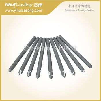 yihui casting graphite stiring rod,graphite stopper can be customized,sealing rod, high temp,graphite rod for stiring gold