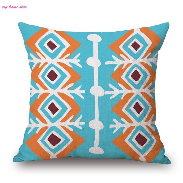 Exotic Pillow Sofa Cushion Housse De Coussin Decorative Cushion