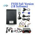2017 Высокое Качество FVDI Полная Версия (В Том Числе 18 Программное Обеспечение FVDI ABRITES Commander FVDI Диагностический Сканер на складе