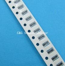 500 шт. 10 K Ом 10 кОм 5% 0603 8P (2*4P) SMD толстопленочный чип, резистор, сетевая матрица (0R 22R 33R 47R 1K 2,2 K 4,7 K