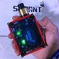 Autêntico Smoant RABox Mod com RABOX Embutido 3300 mah Bateria High-end Mod Mecânica 100 W Mod Bateria