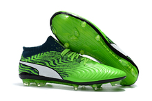 2a7eb3c6f86a8 2018 PUMA Men's One 18.1 FG Soccer Shoe Soccer Cleats Sneakers Sports Shoes  8 COLOR SIZE39-45