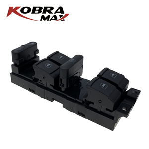 Image 2 - Kobramax Car Window Lifter Control Switch Left Front Switch 1JD959857   For Volkswagen Automotive Professional Car Accessories