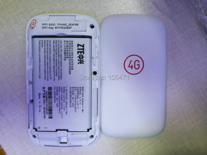 ZTE MF90 Unlocked 4g lte wifi Router Support LTE 4G hotspot