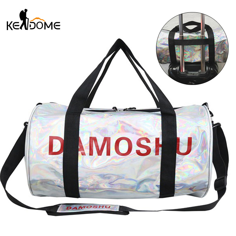 Fitness Gym Bag For Women Water Repellent Men Training Shoulder Travel Duffel Yoga Gymtas Weekend Sack Sac De Sport Blaso XA96D
