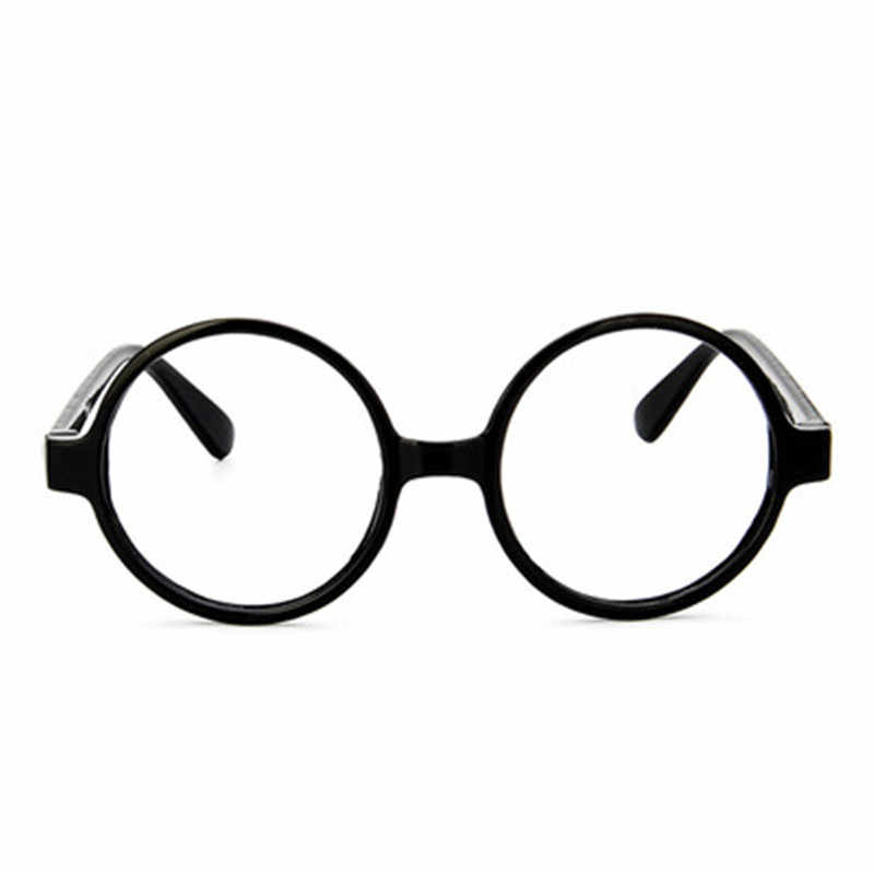 ffc0ade2b88 ... Parenting Mother and Daughter Classic Retro Round Eyeglass Frame Ala  Lei Cute Glasses Frame Harry Potter ...
