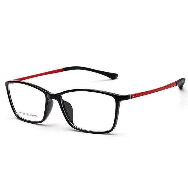 2017 Optical Light Glasses Frame Women Men Computer Glasses Frames Male Gaming Eyeglasses Frame Fit For Clear Lens Oculos YJ61